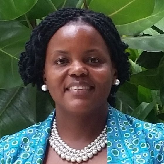 Elizabeth Bakibinga-Gaswaba