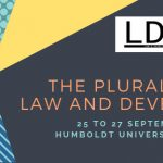 Annual conference of the Law and Development Research Network