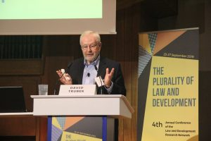 LDRN David Trubek keynote Berlin 2