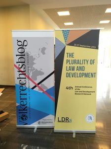 LDRN Law and Development Research Network Volkerrechtsblog banners