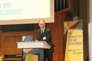 LDRN Philipp Dann Humboldt University welcomes conference participants